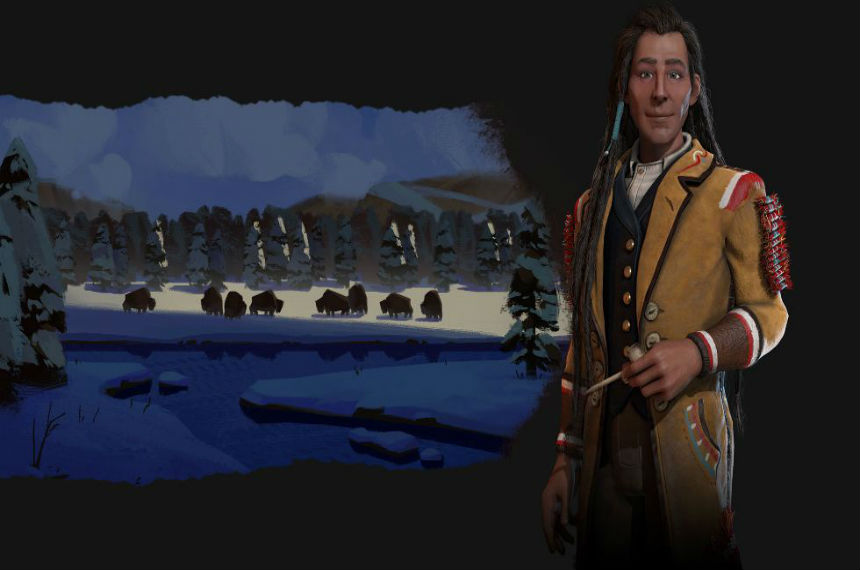 Poundmaker, Plains Cree to be featured in popular video game