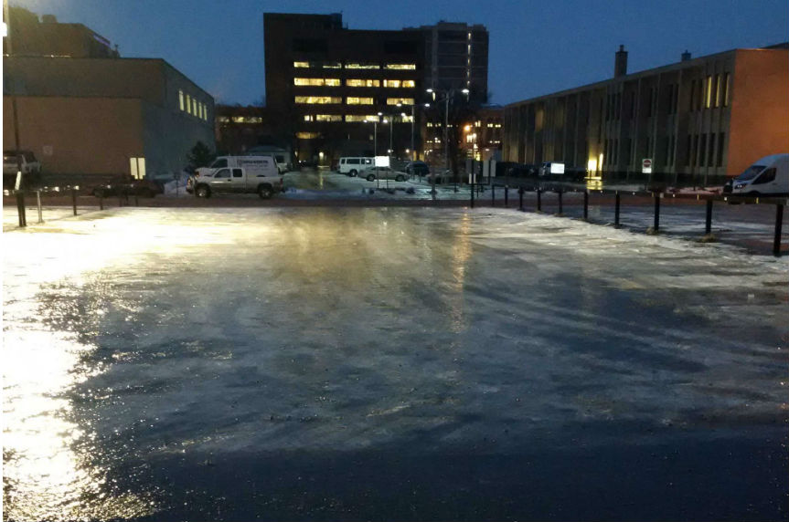 School buses cancelled after freezing rain in Regina