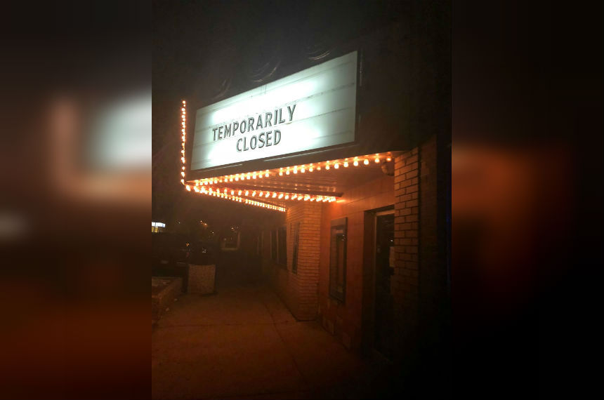Roll credits: last movie theatre in Weyburn faces closure