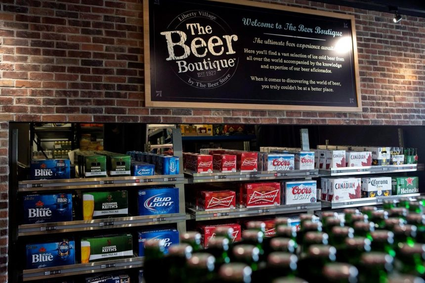 Beer Canada calls on feds to axe increasing beer tax as consumption trends down