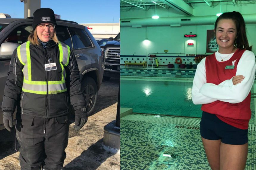 Pools to pumping gas: warmest, coldest jobs in the winter