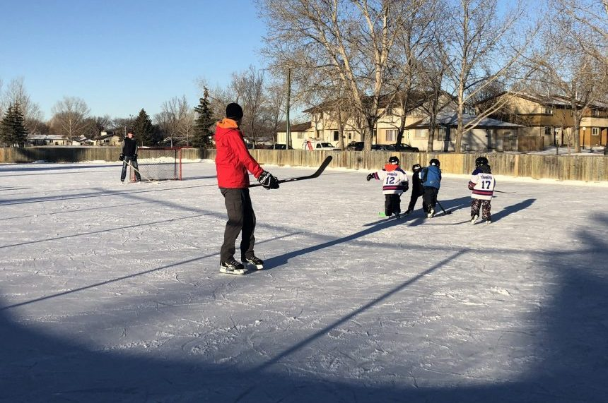 Regina's outdoor rink season almost over: city