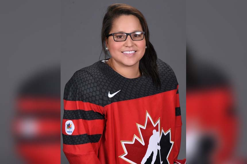 2018 Olympics see historic first for Canadian women's hockey