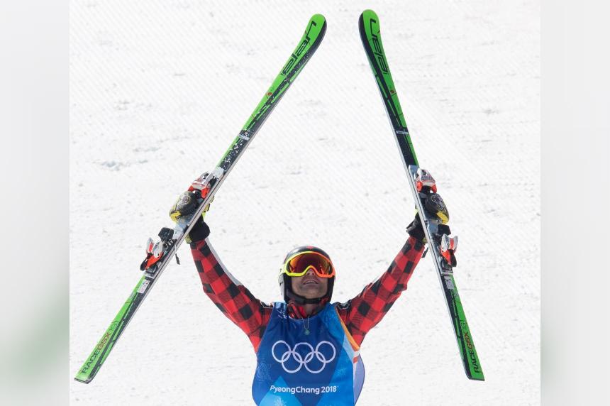Canada wins gold in men's ski cross