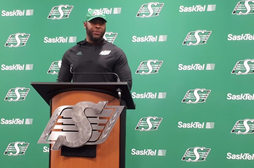 Riders sign contract extension with Charleston Hughes