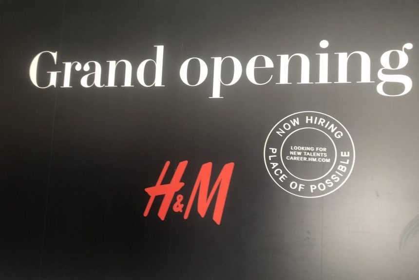 First Sask. H&M to open at Regina's Cornwall Centre in March