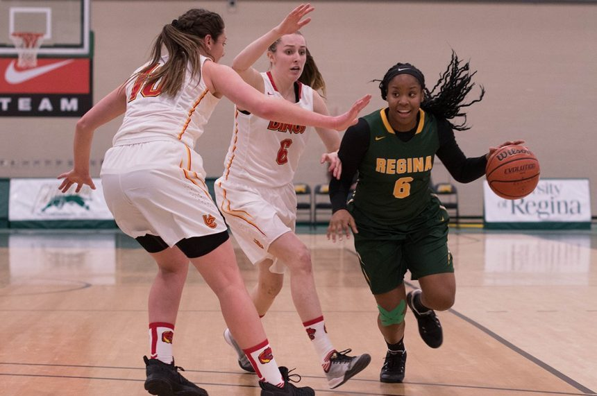 U of R Cougars win game 1, win away from Canada West finals
