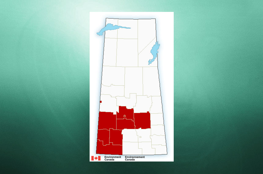 Extreme cold warning blankets central, southwest Sask.