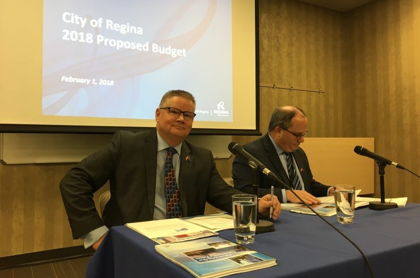 City budget proposal includes 4.86 per cent tax hike