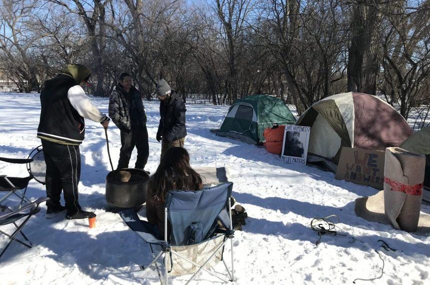 Group to camp outside legislature until 'change' happens