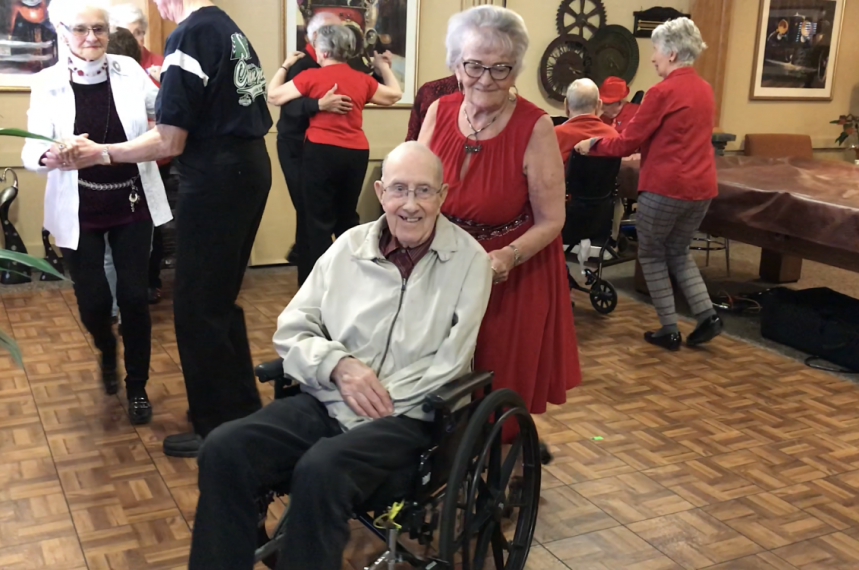 'Sense of humour:' local seniors dish out dating tips