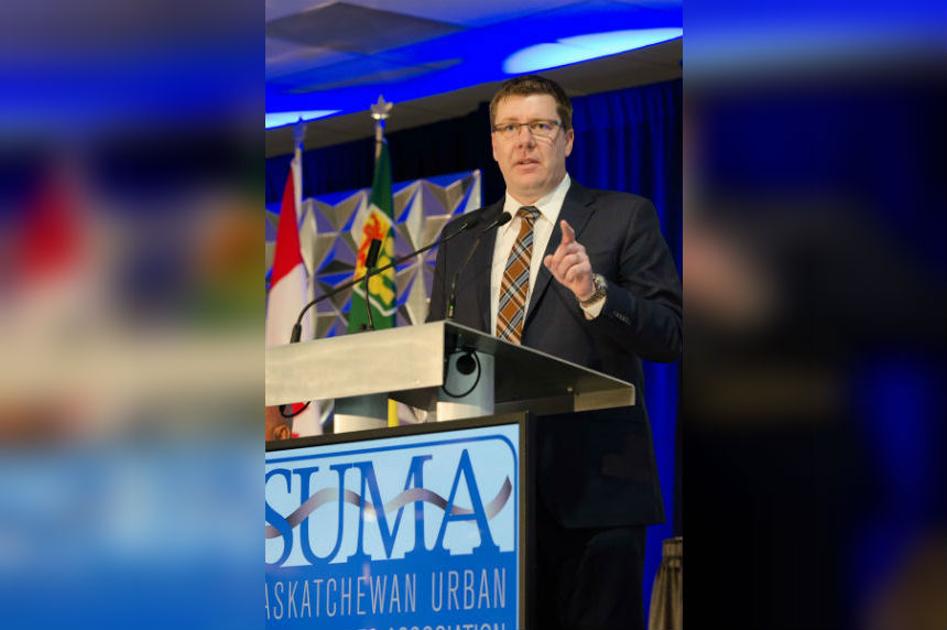 Premier Moe makes first big speech to SUMA delegates