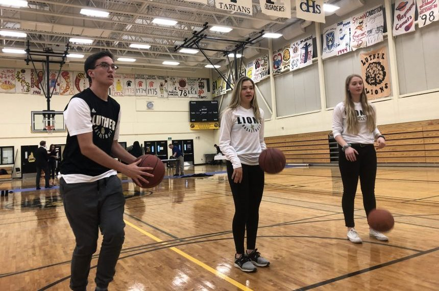 Luther Invitational will include 1st girls' tournament