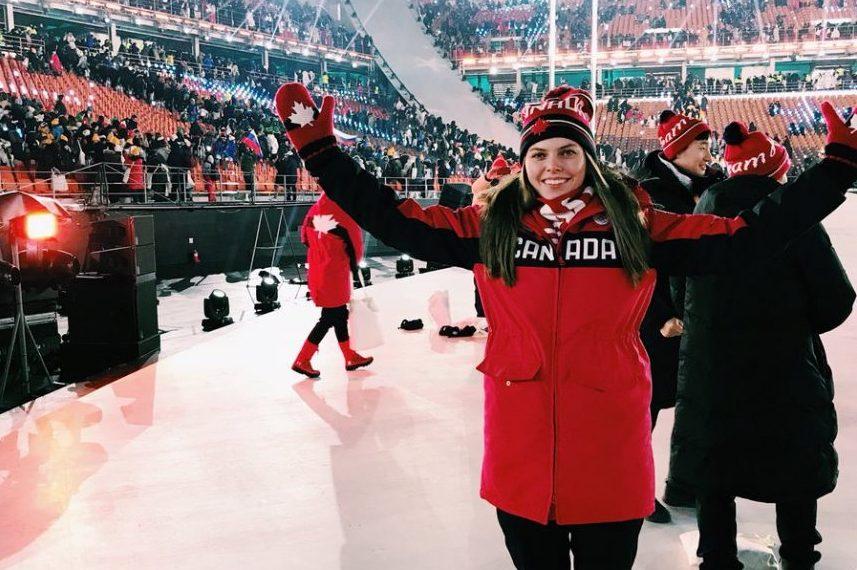 Saskatoon's Clark goes for gold in women's hockey