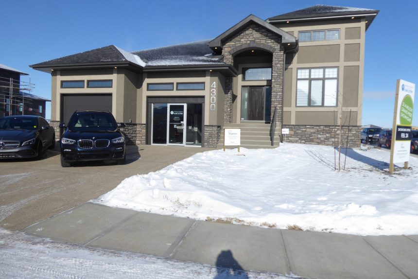$1.4-million showhome grand prize in 31st HRF home lottery