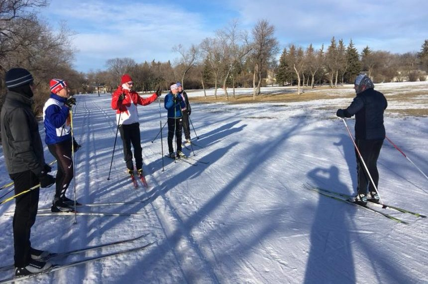 Cross-country ski club faces challenges due to lack of snow