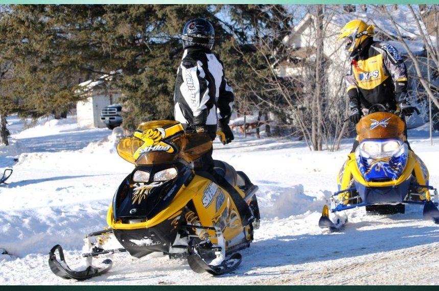 Snowmobile collisions down in 2018: RCMP