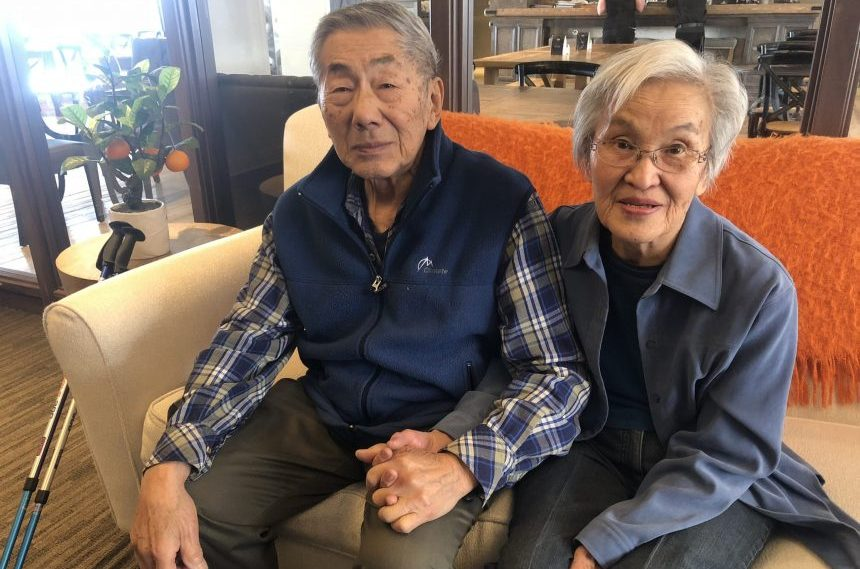 Sask. couple married 61 years gives Valentine's Day advice