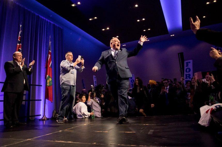 Erin O'Toole takes go on Ontario PC management, endorses Christine Elliott
