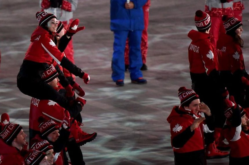 Olympic Roundup: Canadian athletes all smiles after record haul in Pyeongchang