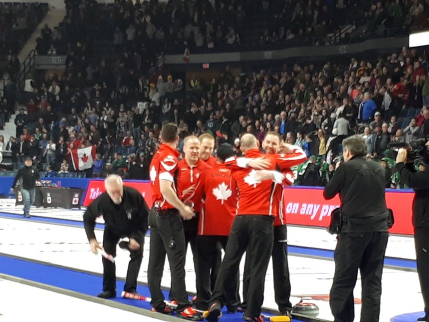 Alberta curler Brendan Bottcher advances to semifinal of Tim Hortons Brier