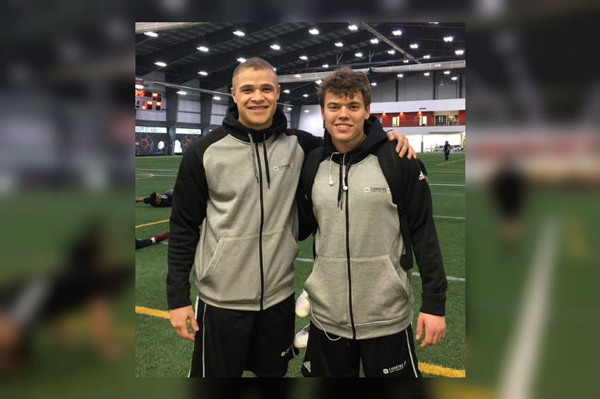 Rams duo happy with results at CFL combine