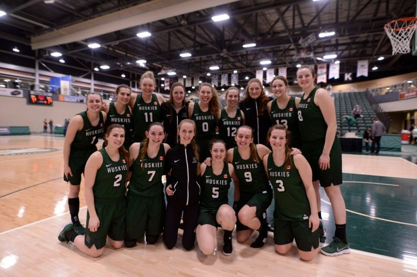 3 is Key: Huskies upset Cougars to advance to National Final