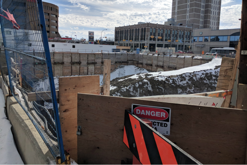 'Fill the hole:' city to take action on Capital Pointe