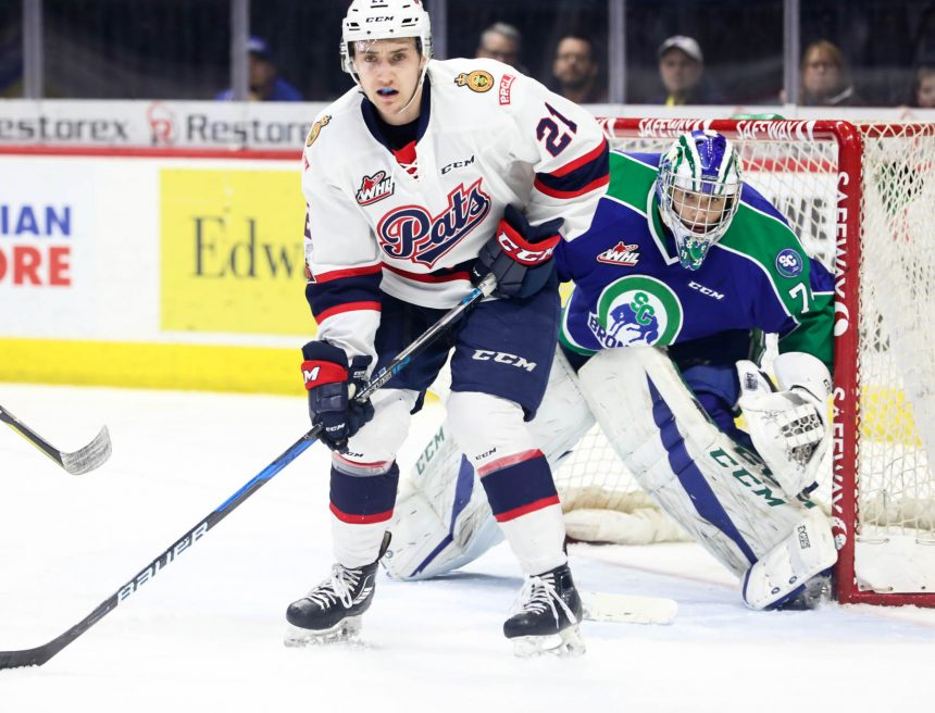 Pats face elimination after 5-2 loss to Swift Current
