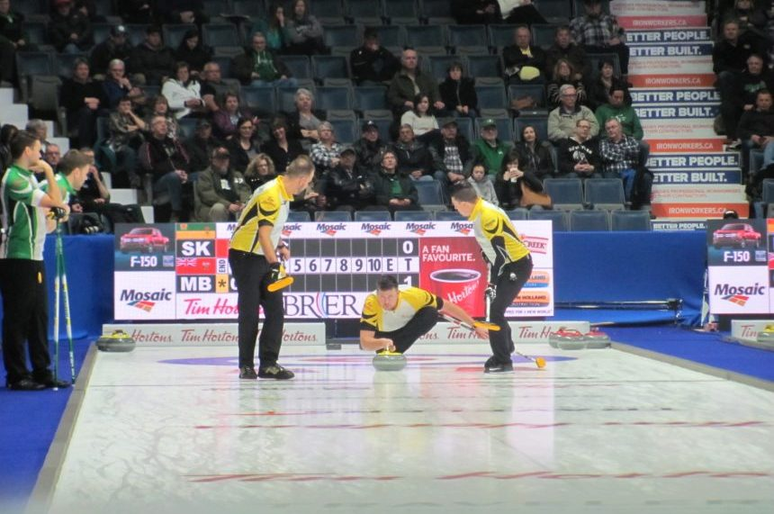 Brier feels like home for Moskowy, even playing for Manitoba