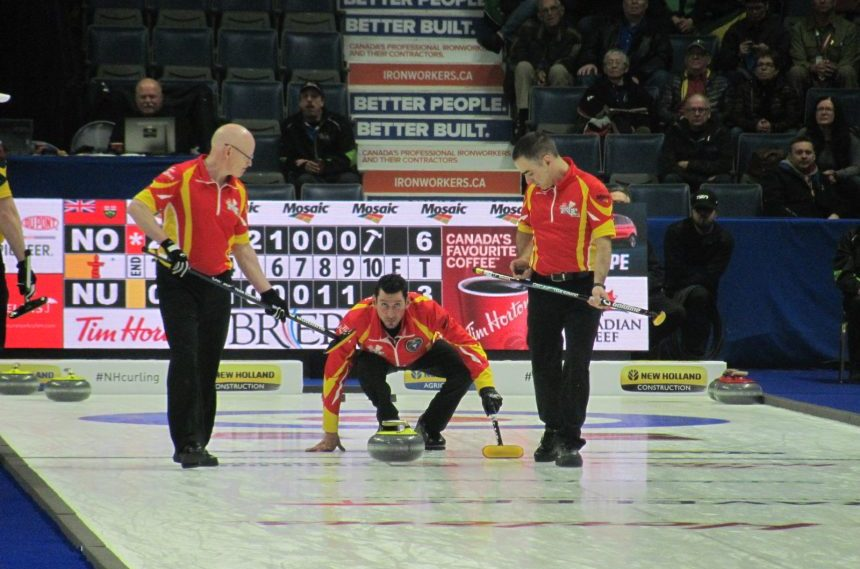 For Nunavut, just being at the Brier is an honour