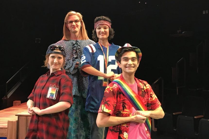 Musical 'Us' explores identity, youth with gender-fluid roles
