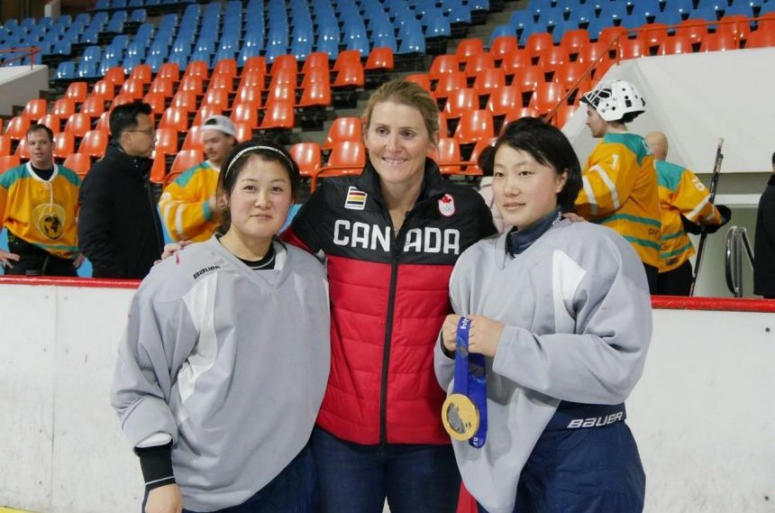 Wickenheiser says strengthening Olympic hockey bridge behind North Korea trip