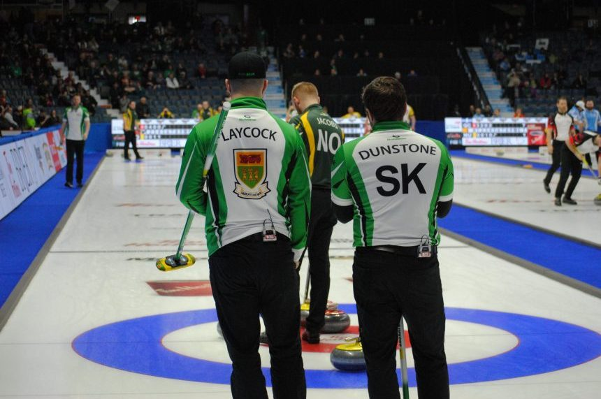 Saskatchewan's Brier hopes dashed in 6-4 loss