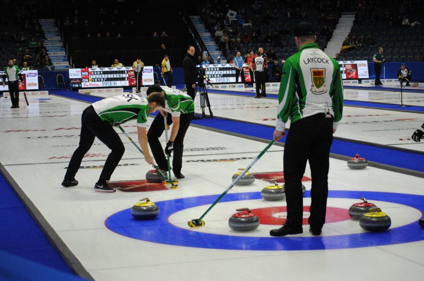 Final four set at Tim Hortons Brier