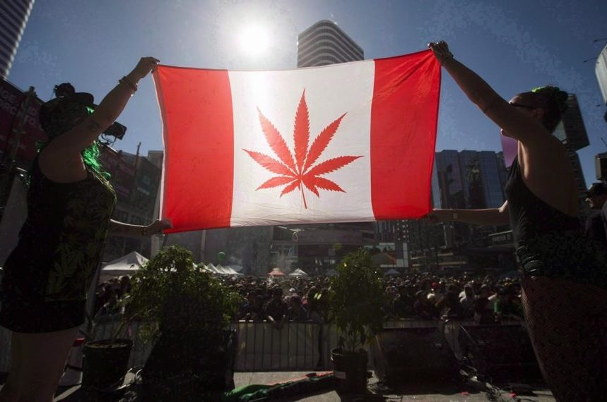 Much left to fight for beyond legalization, pot activists say as they mark 4-20
