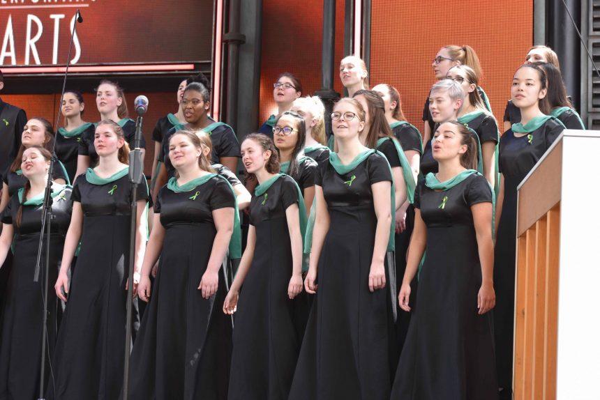Regina ensembles honour Humboldt at international competition