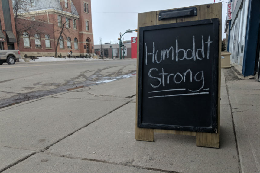 Humboldt businesses, residents try to move on from tragedy