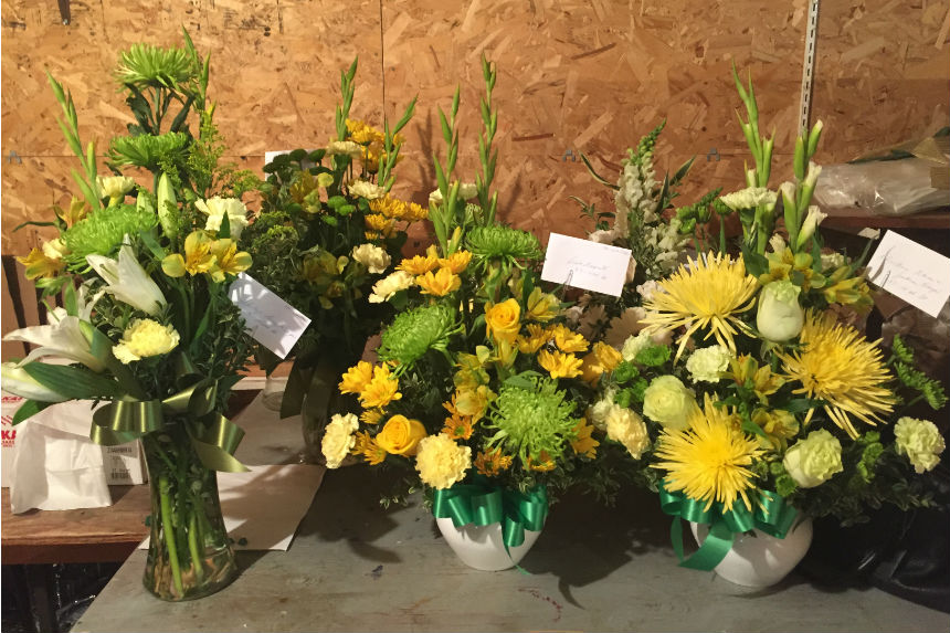 'All over the world:' Humboldt Florist inundated with orders