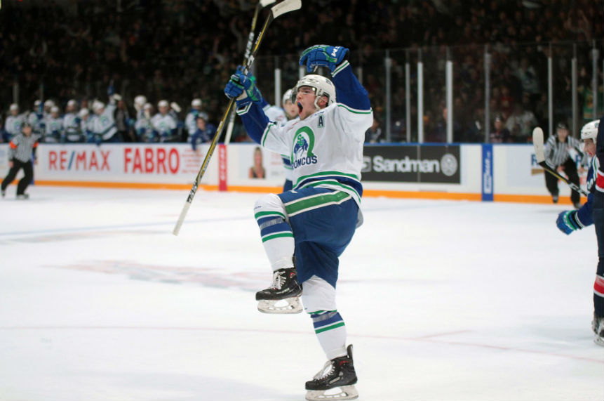 'It's a pretty terrible feeling:' Pats ousted from WHL Playoffs