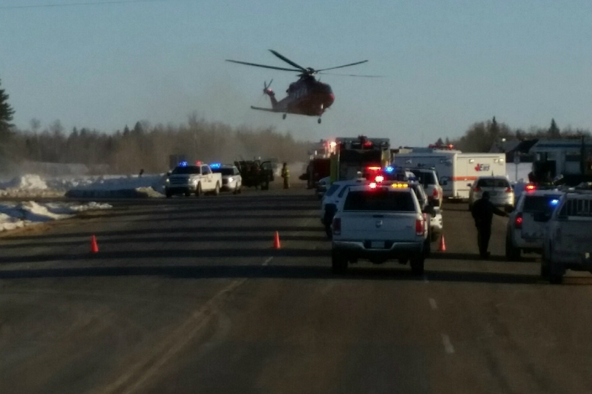 First responders recall rescue efforts for Broncos bus crash