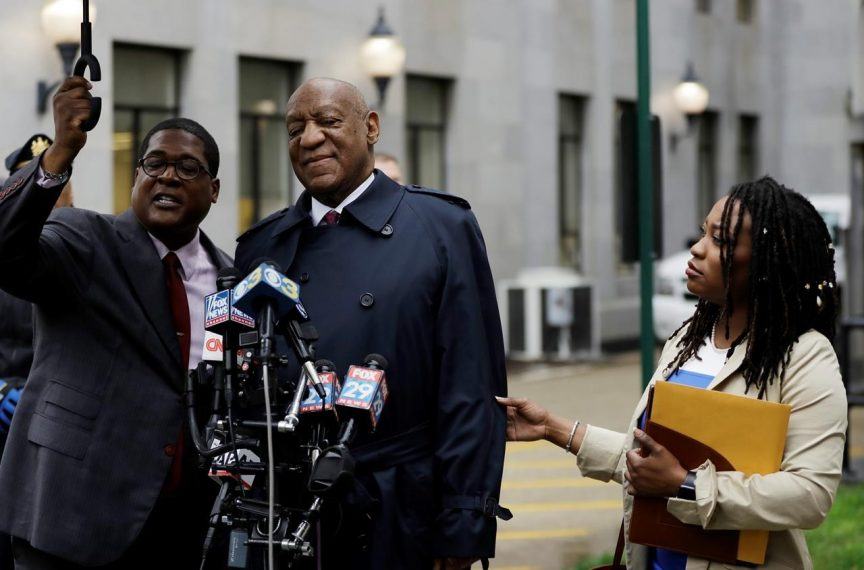 Jury gets case after Cosby painted as predator, victim