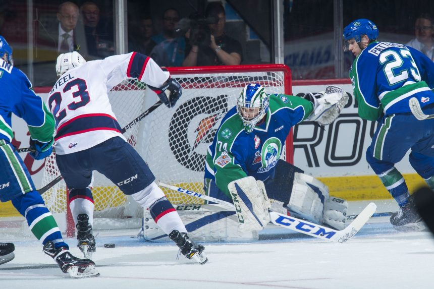 Pats defeat Bulldogs for a spot in Memorial Cup finals