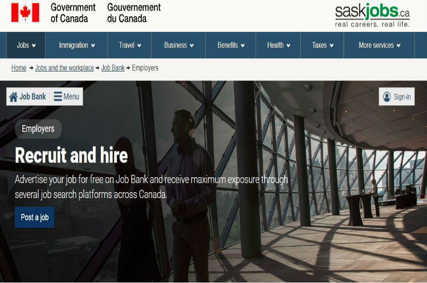 'It's brutal:' employer frustrated with SaskJobs site update