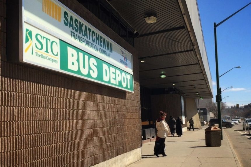 Former STC bus depot sold to Saskatoon real estate firm