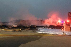 Martensville Fire