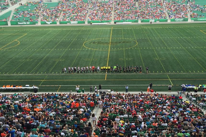 Soccer Day a hit in Saskatchewan