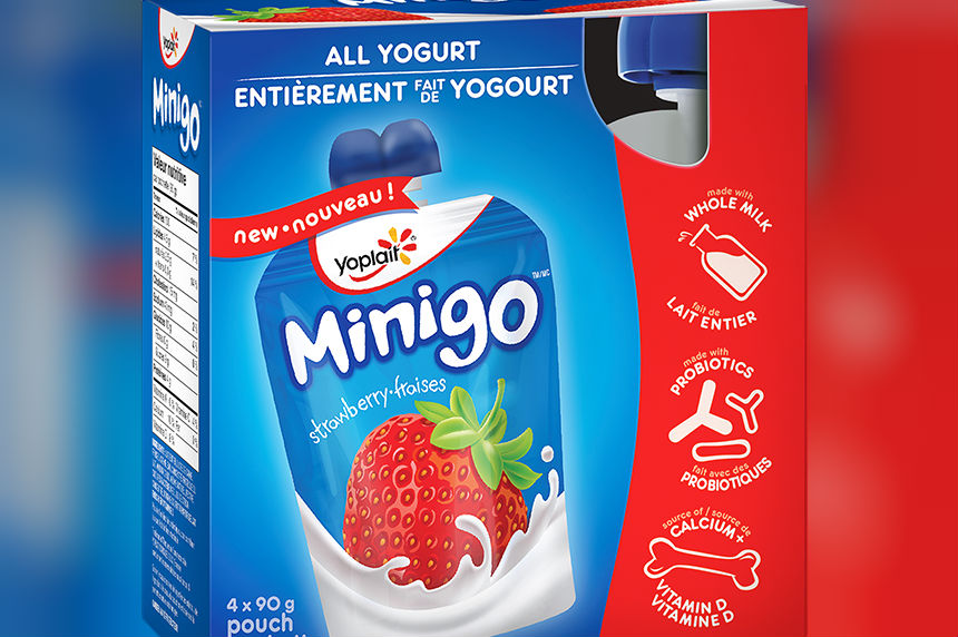 Canadian Food Inspection Agency expands yogurt recall to Yoplait and Liberte