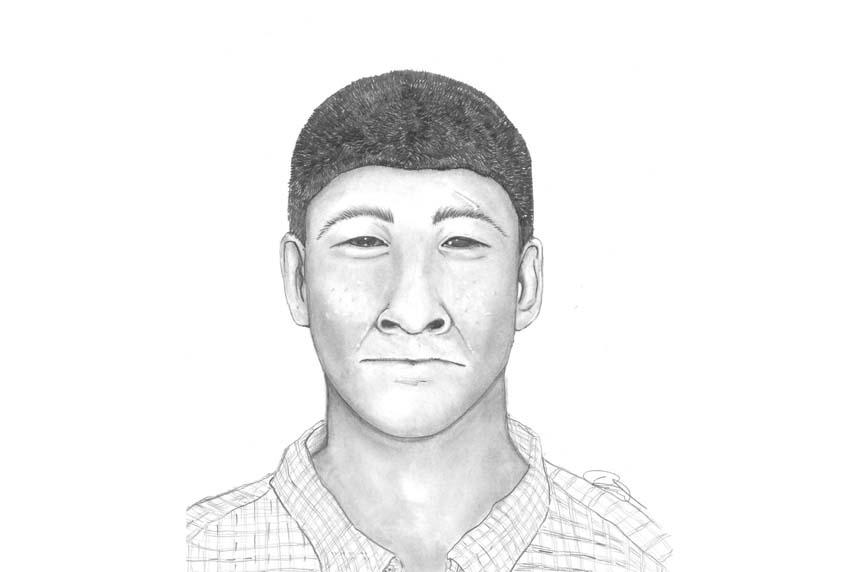 Saskatoon police release sketch of sexual assault suspect