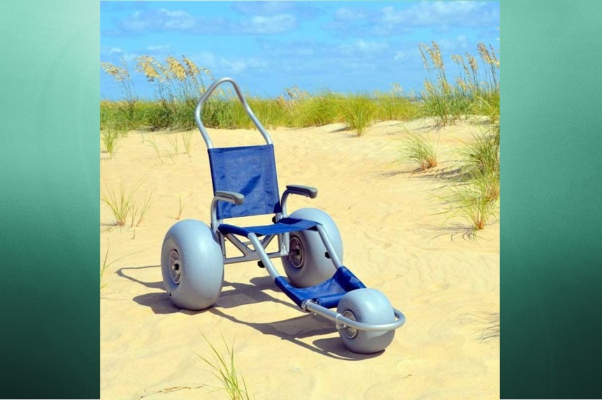 Sask. parks buy wheelchairs for beach accessibility
